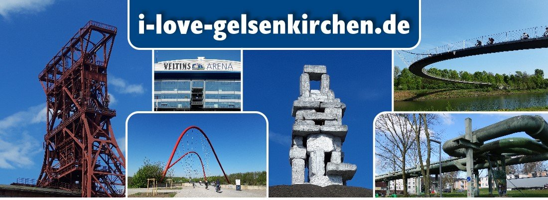 I love Gelsenkirchen